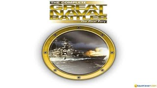 Great Naval Battle 5 gameplay (PC Game, 1996)