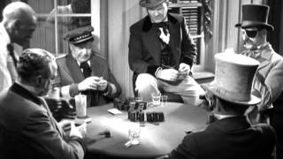 WC Fields Mississipi Poker Game