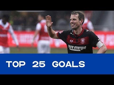 TOP 25 GOALS  Week 2