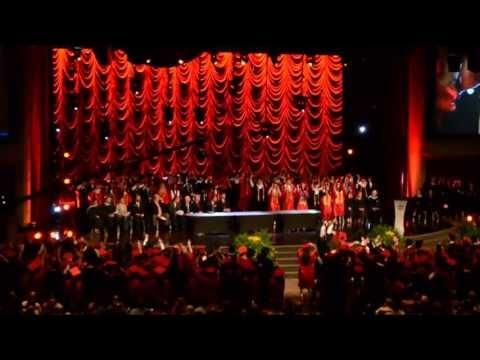 "Flowery Branch High School Graduation ""The Dance"" Class Of 2013 HD"