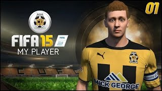 FIFA 15 | My Player Career Mode Ep1 - THE JOURNEY BEGINS!!
