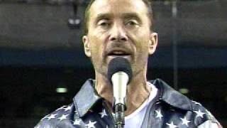 """God Bless The USA"" Lee Greenwood at Yankee Stadium"