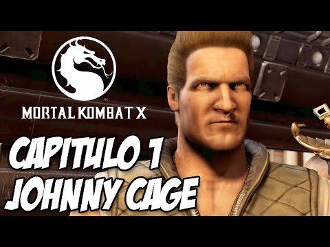 Mortal Kombat X Capítulo 1 - Johnny Cage