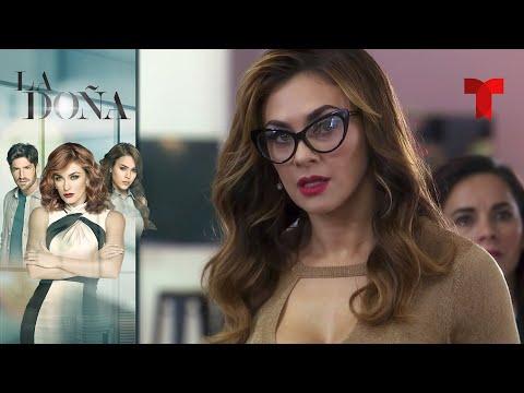 La Doña | Capítulo 36 | Telemundo