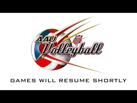 June 16, 2017: Court 41 AAU Volleyball Nationals