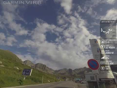 Andorra via N20 and N22.