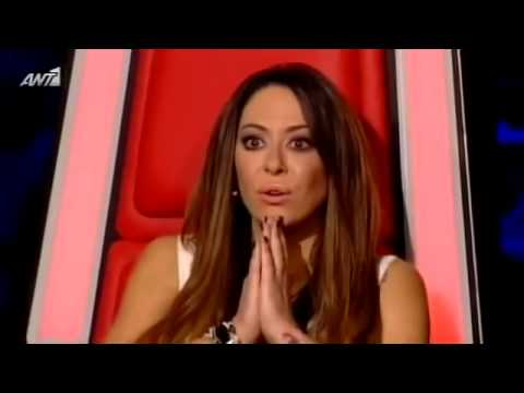 The Voice of Greece Blind Auditions ΠΡΕΜΙΕΡΑ