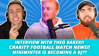 Honest Interview With THEO BAKER - What's Good Podcast Full Episode 76