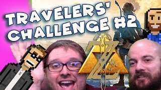 BASEMENT BEATS AUSTIN JOHN PLAYS at the Traveler's Challenge Speed Run in Breath of the Wild