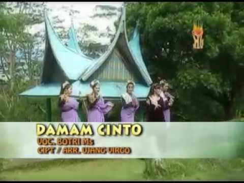 DANGDUT MINANG - BOTRI MS -DAMAM CINTO cipt. Ujang Virgo