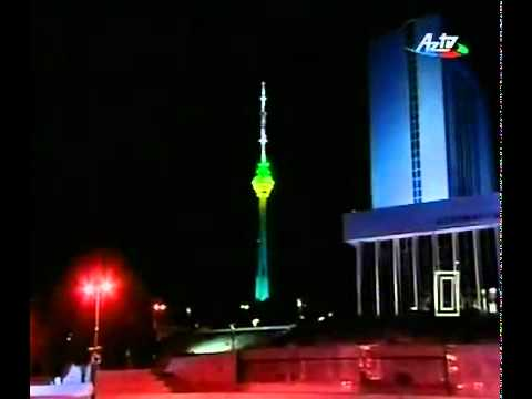 Azerbaijan TV Tower