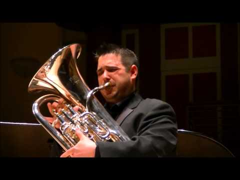 Czardas (Monti) - Euphonium Soloist David Childs