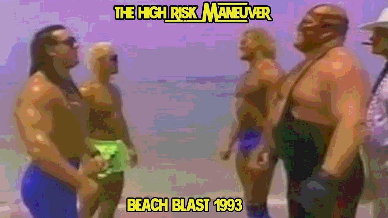 Beach Blast 1993   The High Risk Maneuver