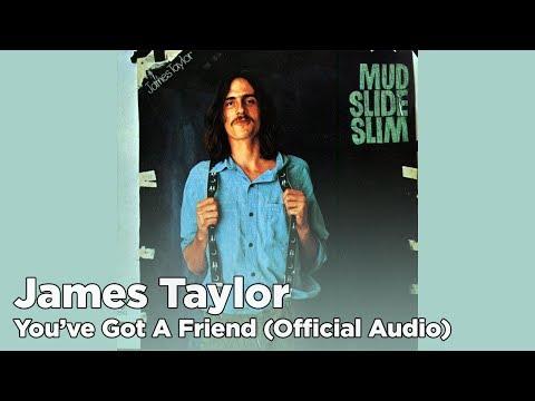 James Taylor - You've Got A Friend (Official Audio)