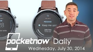 iWatch launch dates, Sony Xperia Z3 compact, HTC event & more - Pocketnow Daily