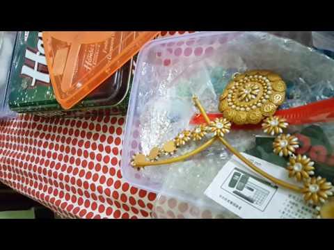 Gayathri samayal  😊 Tips how to organise bangles and artificial jewellery set