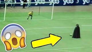 7 Fantasmas Captados en Partidos de Fútbol