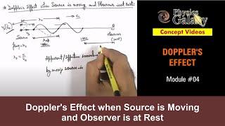 4. Physics | Dopler
