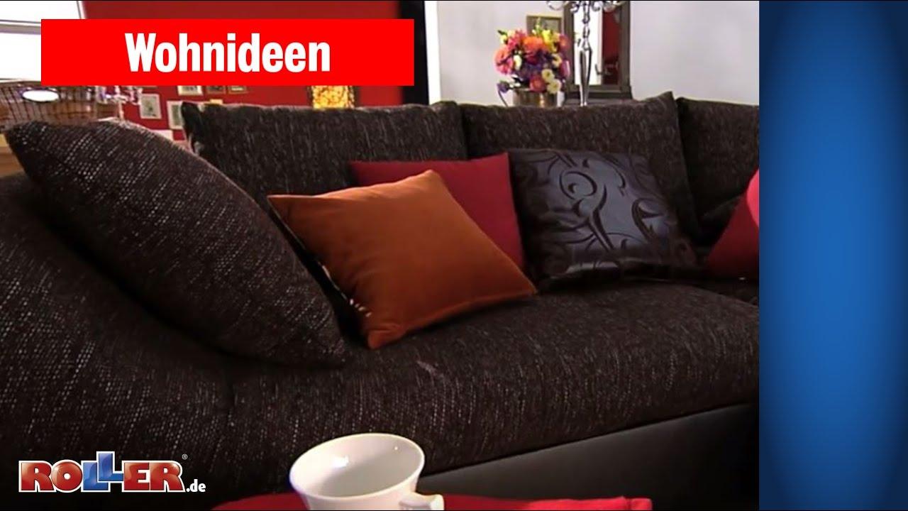englisch wohnen im englischen wohnzimmer roller wohnideen youtube. Black Bedroom Furniture Sets. Home Design Ideas