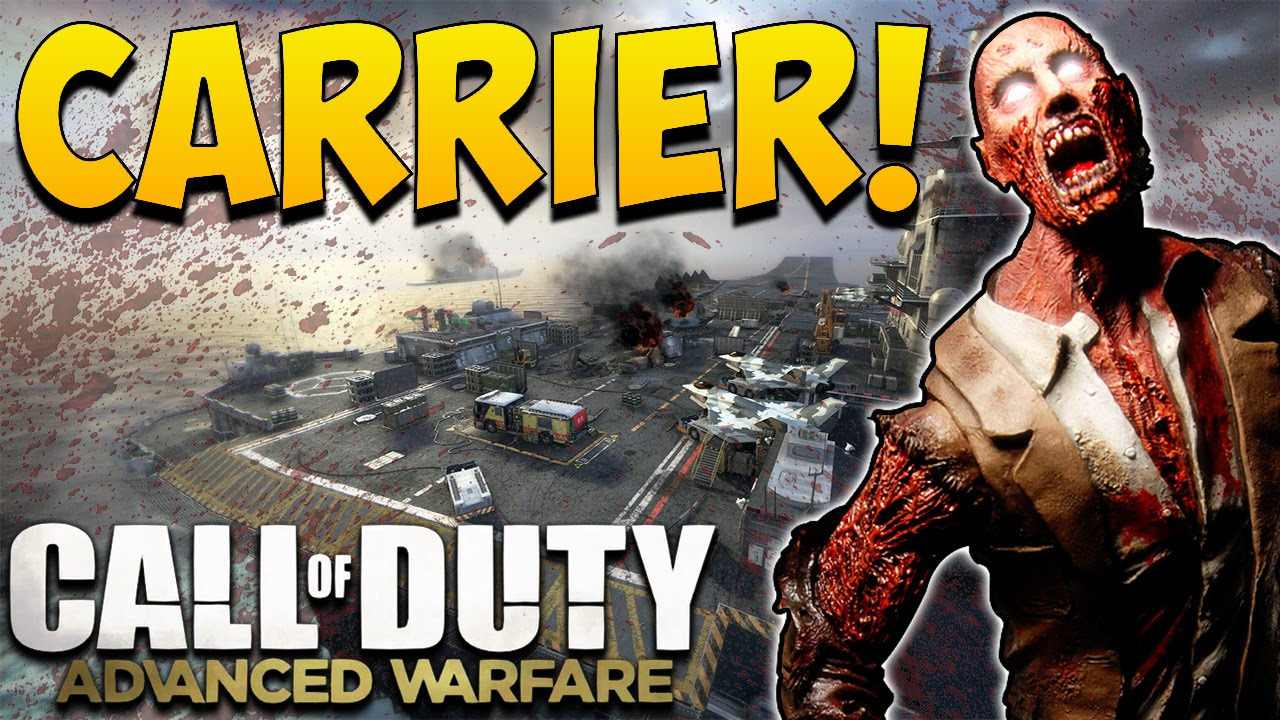 'Call of Duty: Advanced Warfare' Exo Zombies – Carrier ...