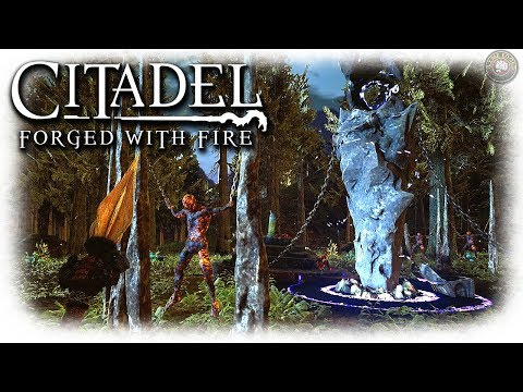 DeathWeaver and Portals | Citadel Forged With Fire Gameplay | EP3