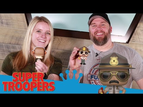 Super Troopers Unboxing!
