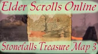 Stonefalls Treasure Map 3 - Tvaction.info