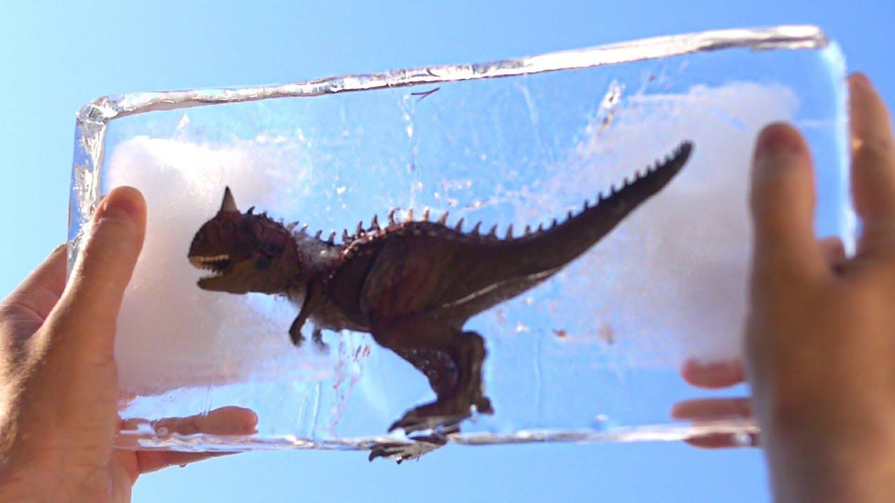 Frozen Dinosaur Baby Youtube
