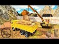 Construction Vehicles - Excavator Simulator Build Road Trucks - Best Android Gameplay