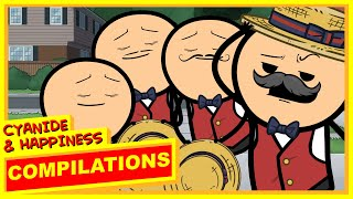 Download Cyanide & Happiness Compilation - #20 Mp3 and Videos