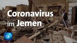 Coronavirus im Jemen: Viele Tote befürchtet
