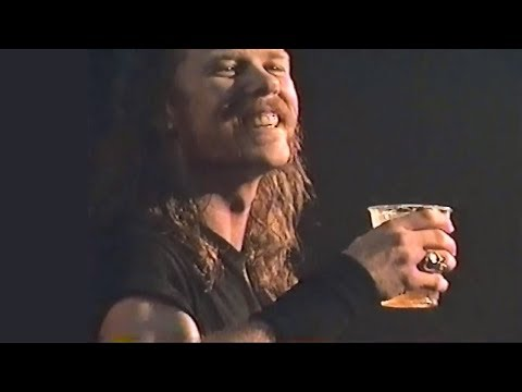 Metallica - Live in Den Bosch '92 | ReMastered Pro-Shot
