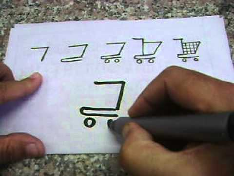 drawing shopping trolley with letter 7 youtube rh youtube com how to draw a cartoon shopping bag how to draw a cartoon shopping cart