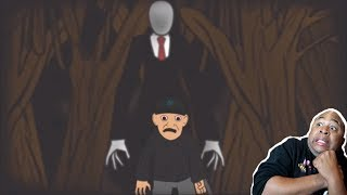 Try Not To Get Scared Challenge ANIMATED!