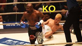 Floyd Mayweather vs. Tenshin Nasukawa🥊那須川天心 VS フロイド・メイウェザー