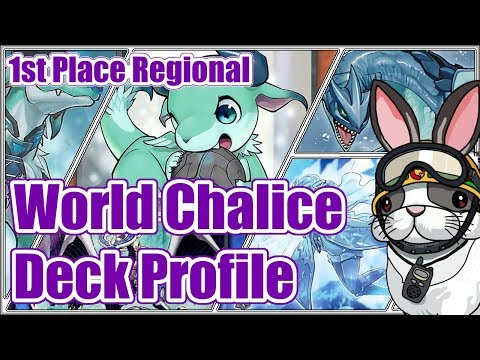 World Chalice Regional Deck Profile 1st Place, Catskill NY, October 21st 2017 out of 115 players