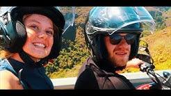 Mit meinem Freund geheime Wasserfälle entdecken Gran Canaria #1