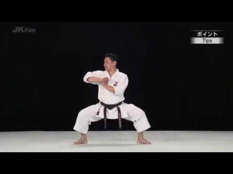 Seipai _ Goju Ryu Karate - Tetsuya Furukawa