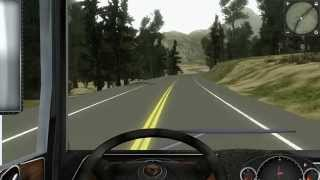 Extreme Roads USA Gameplay (PC HD)