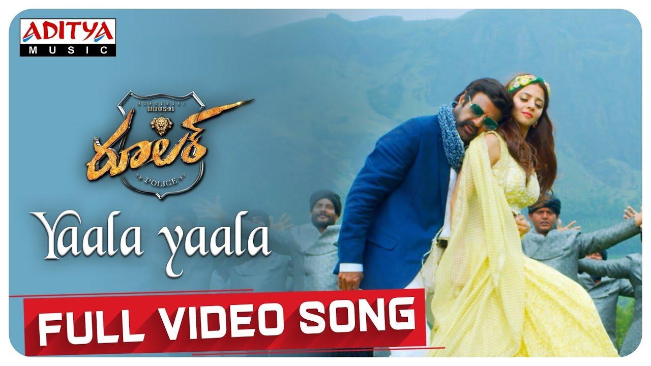 Download Yaala Yaala Full Video Song   Ruler Songs   Nandamuri Balakrishna   KS Ravi Kumar   Chirantann Bhatt