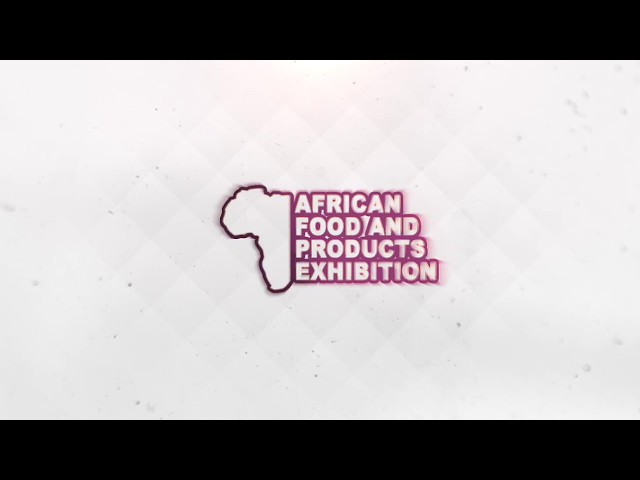 African Food and Products Exhibition & Conference 2018