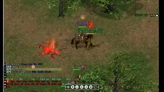 Trình PK Thiên vương với kỵ hệ Cái Bang và Thiên Nhẫn tại VLNS, Ai sẽ thắng ?