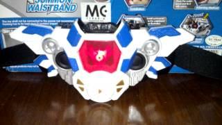 Armor Hero XT Aero Summon Waist Band