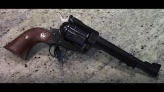 Ruger New Model Blackhawk Tabletop Review .357 Magnum