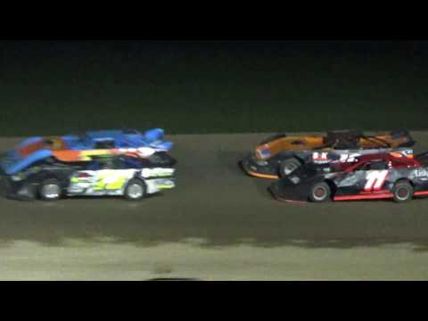 Late Model Special Race at Crystal Motor Speedway, Michigan on 09-15-2018!