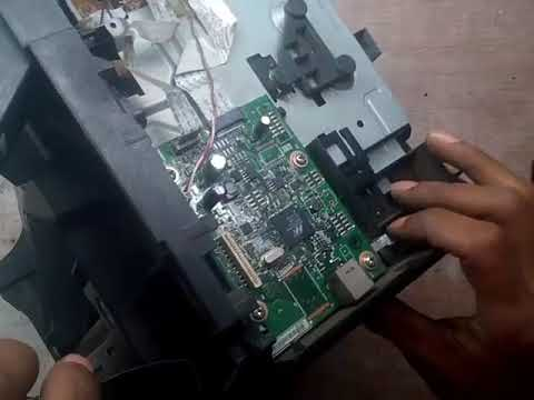 Hp m1136/m1212/m1132 service and repair