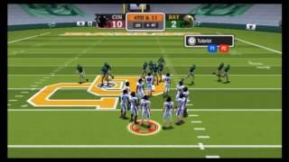 NCAA Football 09 Cincinnati vs Baylor Part 2