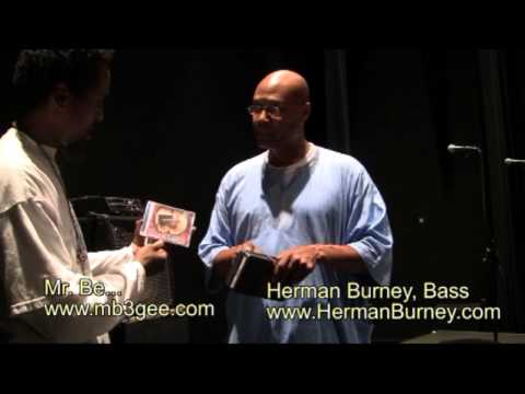 "Jazz Artist ""Herman Burney, on Bass"" Interview on Street Hype Edu. Show"