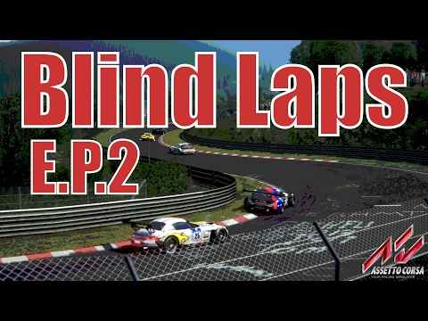 Blind Nurburgring Lap Times: E.P.2 - 3 Wrecked Classics (Assetto Corsa)