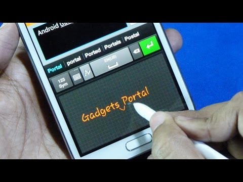 Samsung GALAXY NOTE 2 TIPS and TRICKS, HELPS : Part 4, Review by GADGETS PORTAL